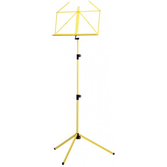 Konig & Meyer - 100/1 Music Stand - Yellow