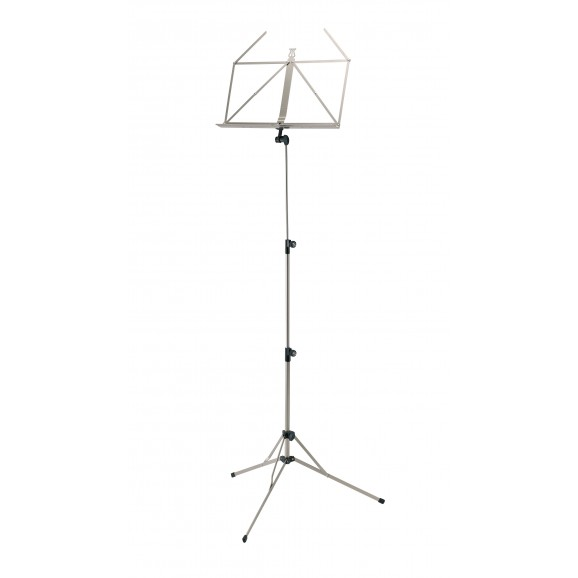 Konig & Meyer - 100/5 Music Stand - Nickel-Coloured