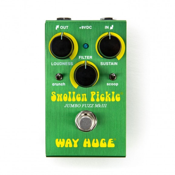 Way Huge Small Swollen Pickle MkIII Fuzz Pedal
