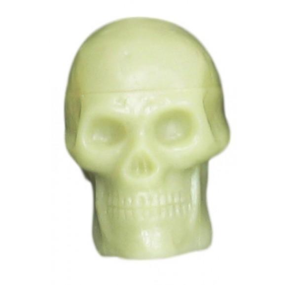 Trophy Skull Egg Shaker Glow In The Dark