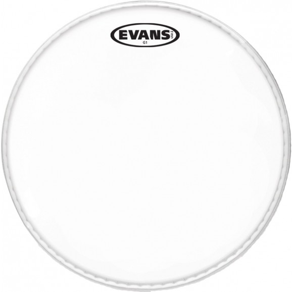 "Evans - 10"" G1 Clear Drum Head"