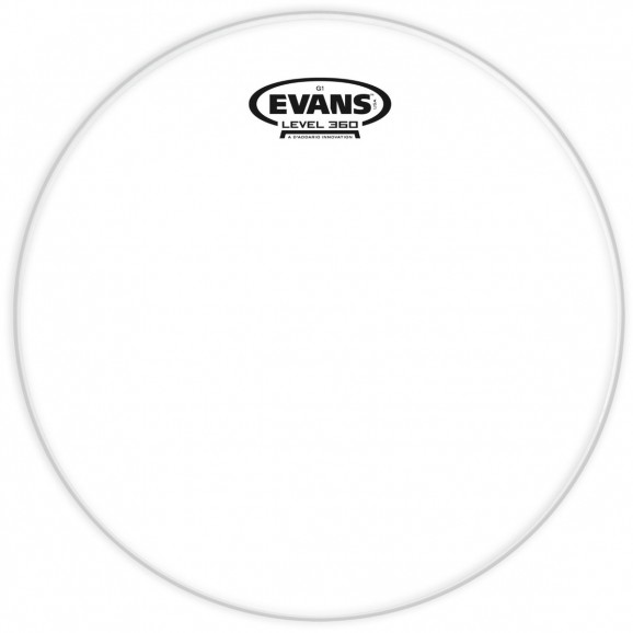 "Evans - 08"" G1 Coated Drum Head"