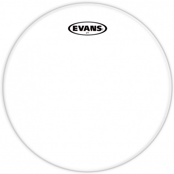 "Evans - 10"" G14 Coated Drum Head"