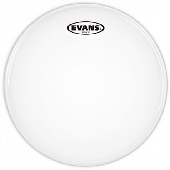 "Evans - 08"" G2 Clear Drum Head"