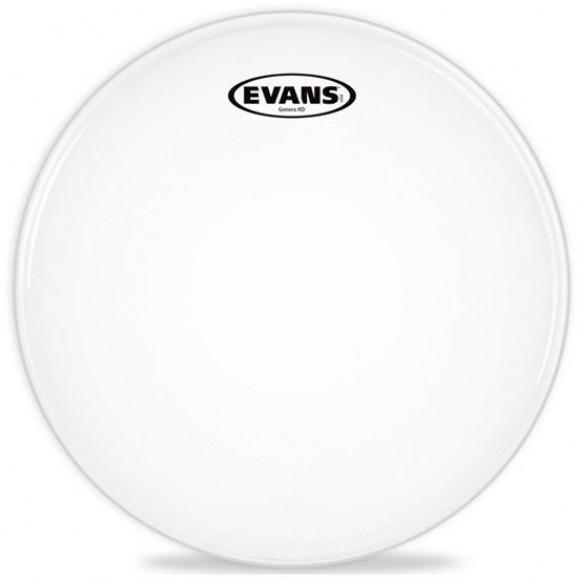 "Evans - 14"" Genera Dry Coated Snare Drum Head"