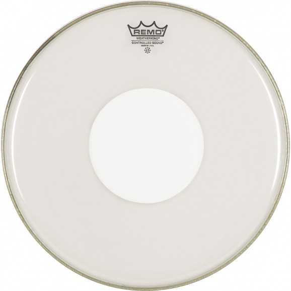 "Remo - 10"" Controlled Sound Clear Drum Head"