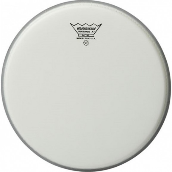 """Remo - 14"""" Coated Vintage A Snare Head"""