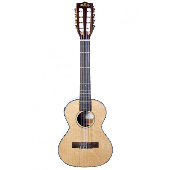 Kala Ukulele's KA-S8E Tenor 8-String Ukulele with Pickup