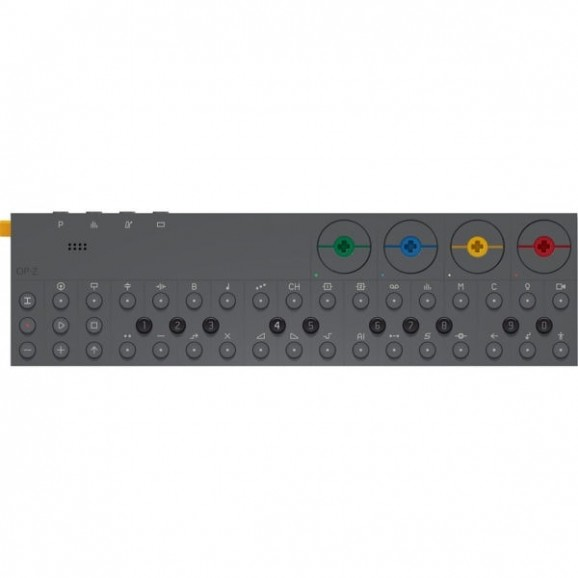 Teenage Engineering OP-Z Wireless Synthesizer And Step Sequencer