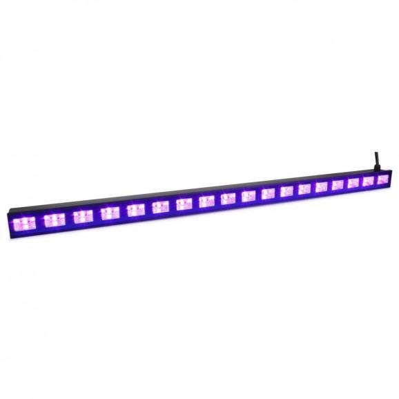 Beamz BUV183 LED UV Bar 18 x 3W