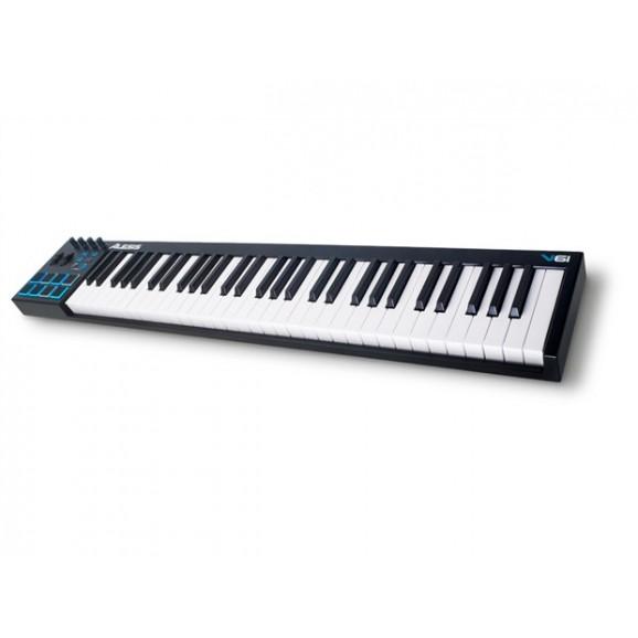 Alesis 16/V61: 61-Key USB Keyboard & Pad Controller