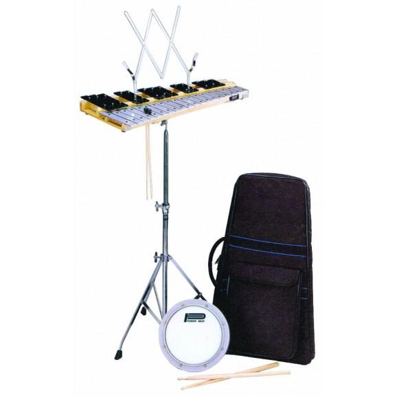 Mitello ED561 Glockenspiel P/Pad Student Percussion Pack