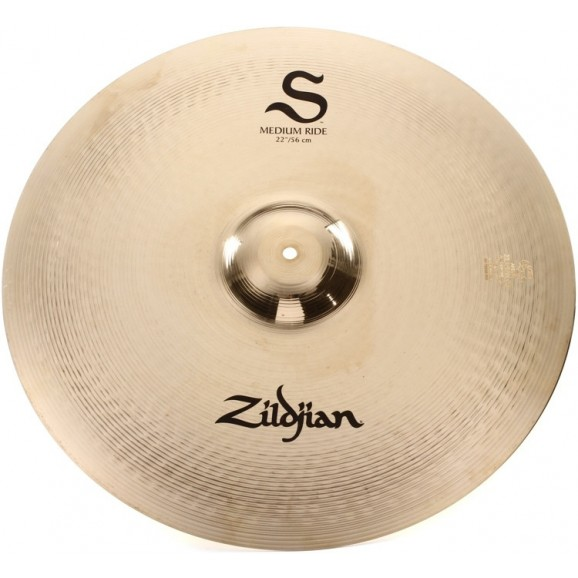 "Zildjian - 20"" S SERIES Medium Ride Cymbal"