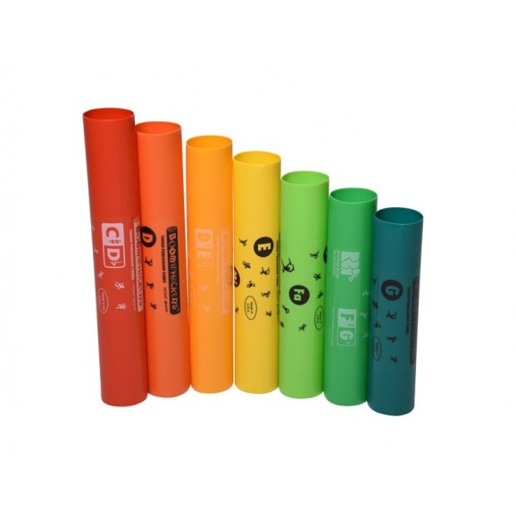 Boomwhacker Treble Extension set of 7