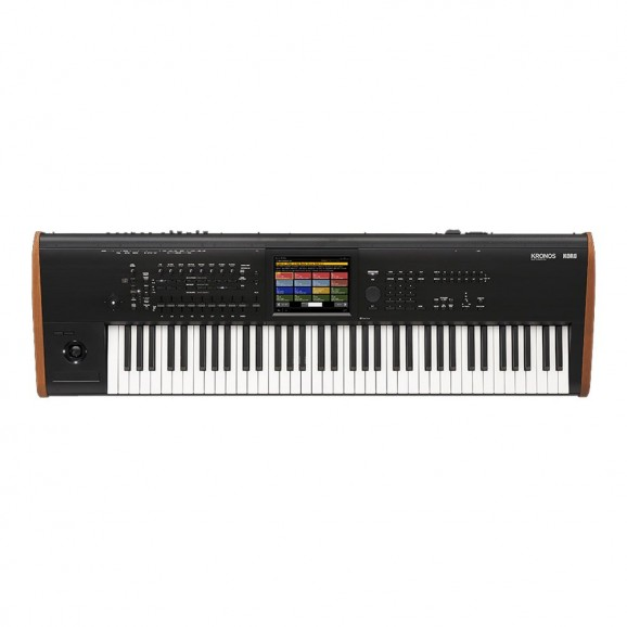 Korg Kronos 2 73 Key Workstation Keyboard