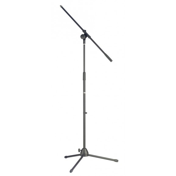 Stagg - Microphone Boom Stand W/ Folding Legs