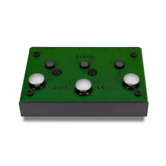 Lehle 3At1 Sgos Pedal Switcher