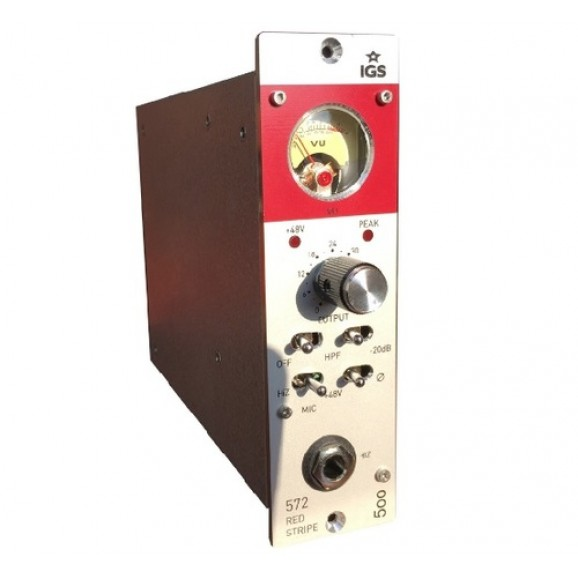 IGS Audio 572 Red Stripe