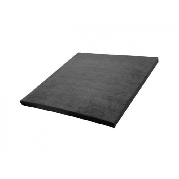 "Auralex 1"" Fabric Covered SF Pro 2' x 2' Panel - Black x 1"