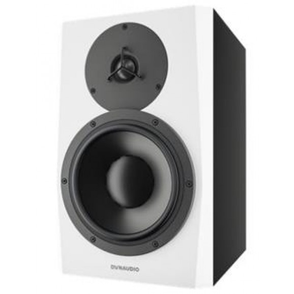 """Dynaudio LYD 8"""" NEARFIELD ACTIVE MONITOR (White) - Each"""
