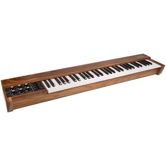 Moog KBD953W 953 Duophonic 61 Note Keyboard - Wallnut Cabinet