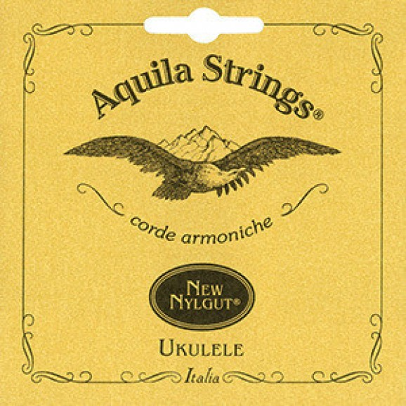 Aquila New Nylgut 8-String Tenor Ukulele String Set