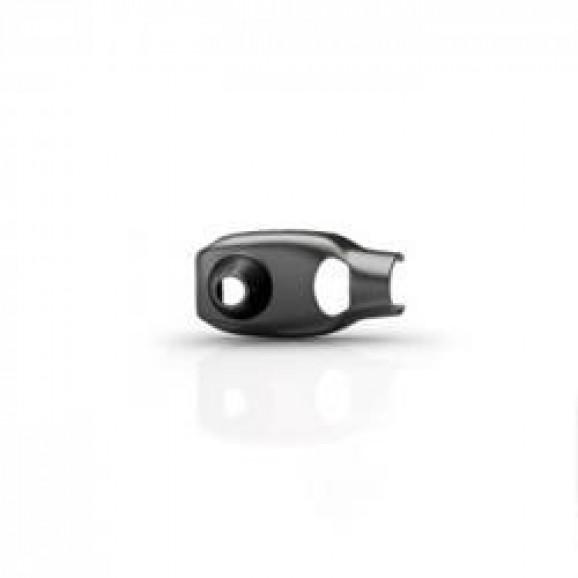DPA Microphones - Button-Hole Mount, Black, 5 pcs ( DPA DUA6028B)