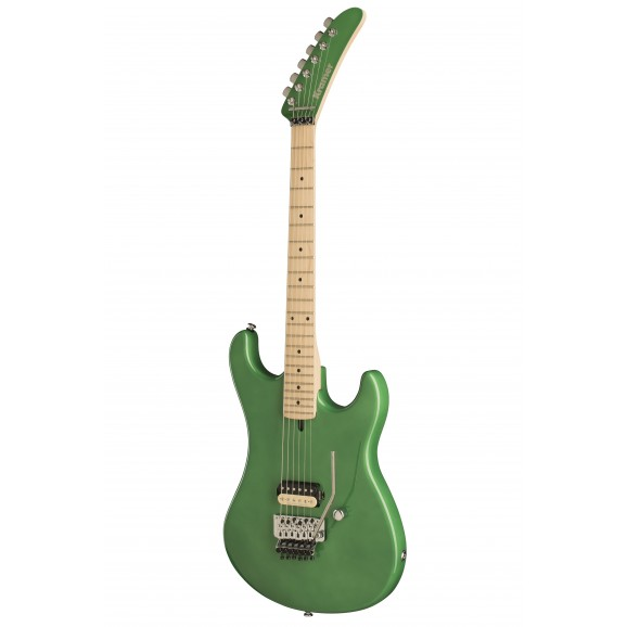 Kramer 84 Electric Guitar Alder body Green Soda