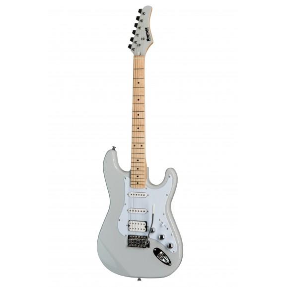 Kramer Focus VT211S Electric Guitar in Pewter Gray