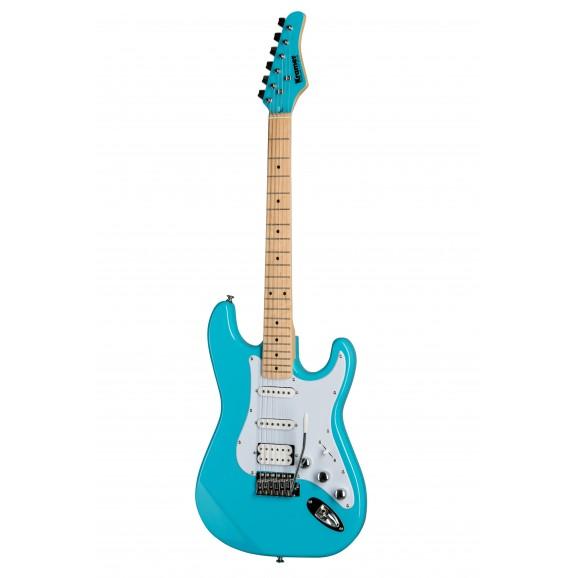 Kramer Focus VT211S Electric Guitar in Teal