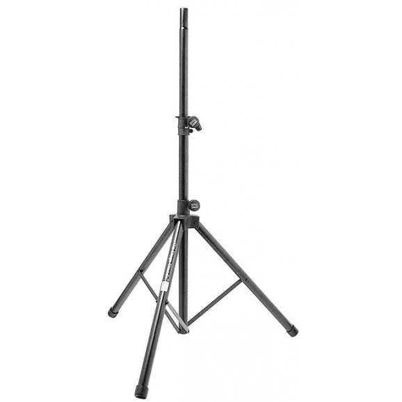 On Stage All Aluminium Speaker Stand with Reversible Upper Shaft