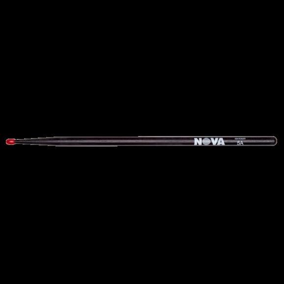 Vic Firth - 5AN in black with NOVA imprint Drumsticks