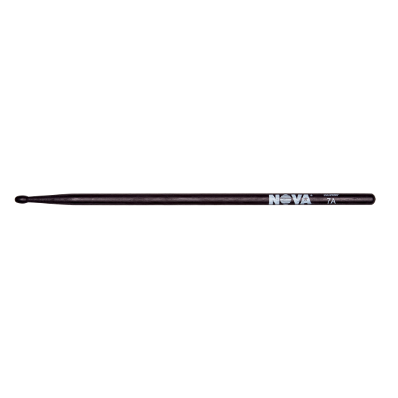 Vic Firth - 7A in black with NOVA imprint Drumsticks