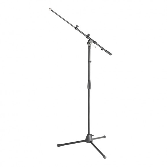Adam Hall S6B Microphone Stand With Boom Arm