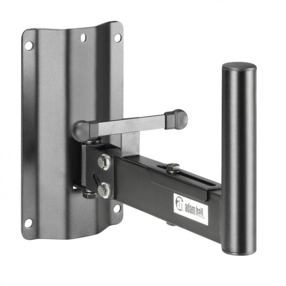 Adam Hall SMBS5 Black Wall Mount For Speakers