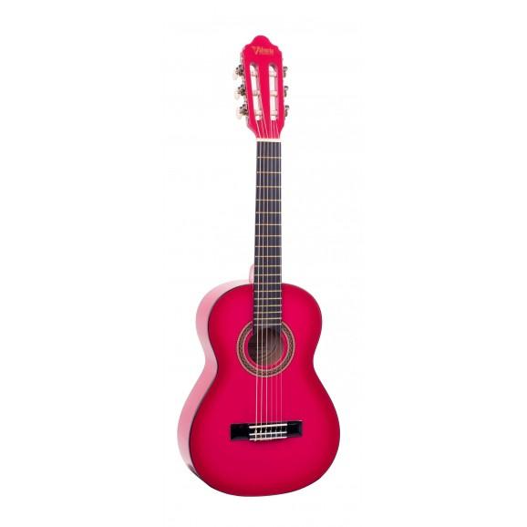 Valencia VC101PPS - 1/4 Size Classical Guitar - Gloss Purple Sunburst