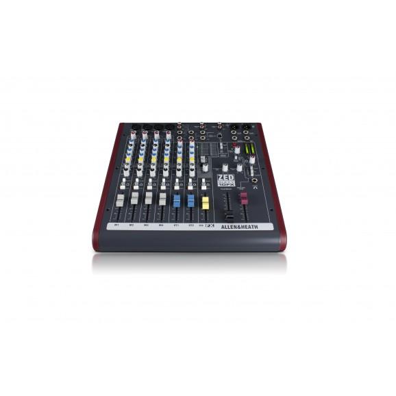 Allen & Heath ZED60-10FX Portable Mixer