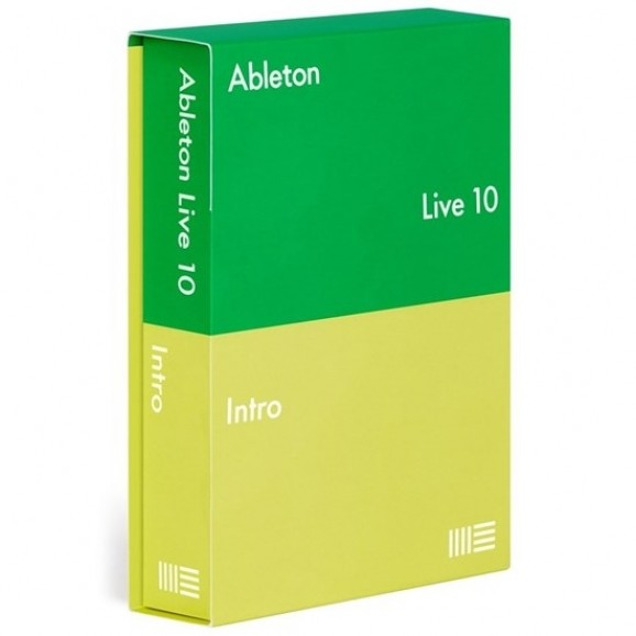 Ableton Live 10 Intro - (Serial) + Free Upg to Live 11 int