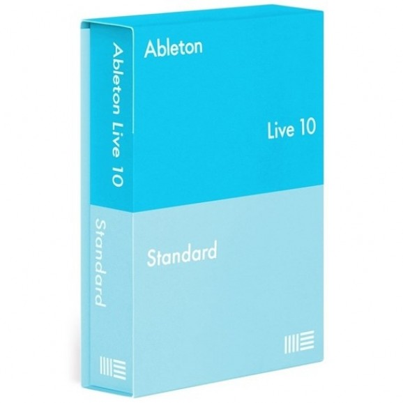 Ableton Live 10 Standard Education - Boxed Copy