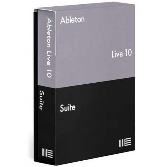Ableton Live 10 Suite Music Production Software + Upg to 11 (Serial)