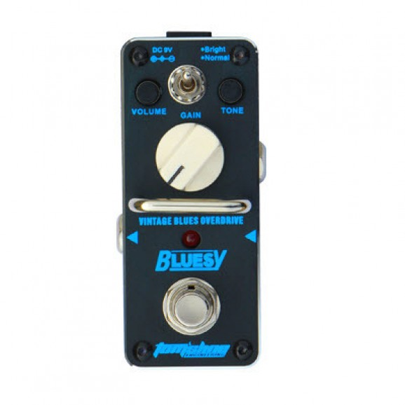 Aroma Toms Line Bluesy Mini Pedal- Call Us To Check Availability