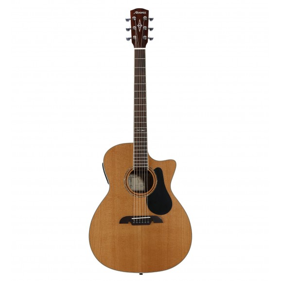 Alavrez AGW75CE Acoustic / Electric Guitar