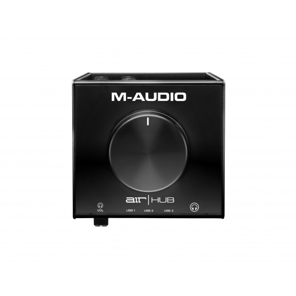 M-Audio Air Hub USB Monitoring Interface w/ Built-In 3-Port Hub