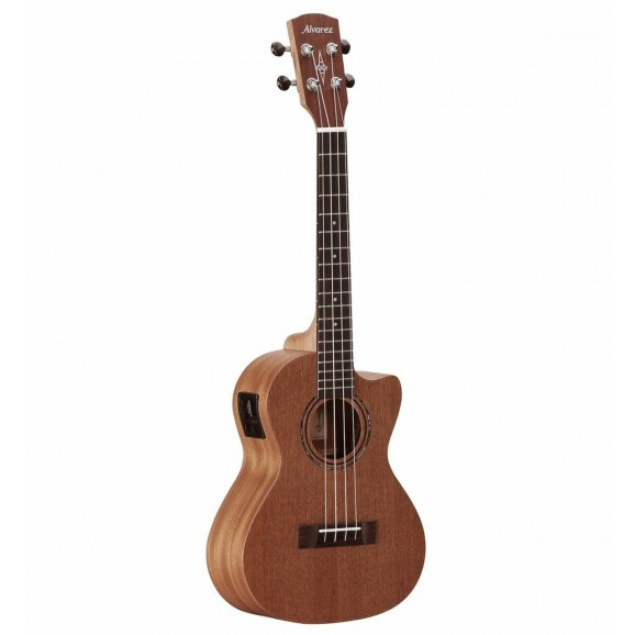 Alvarez Regent 22TCE Tenor Acoustic / Electric Ukulele