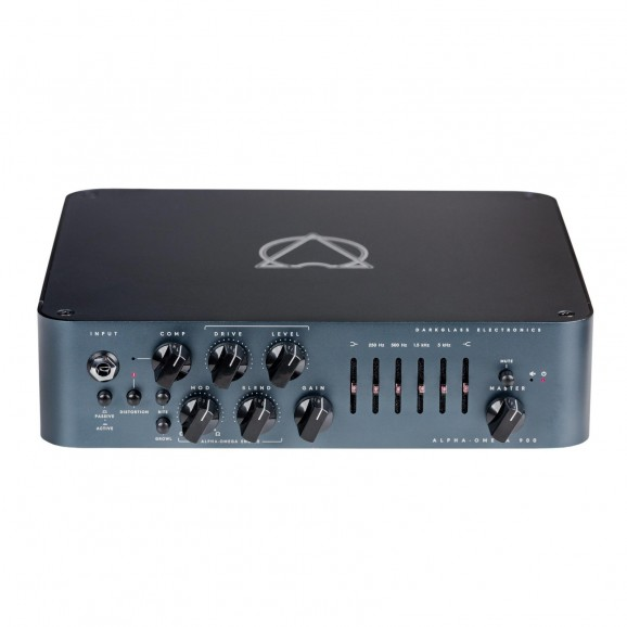 Darkglass Alpha Omega 900 Watt Bass Amplifier