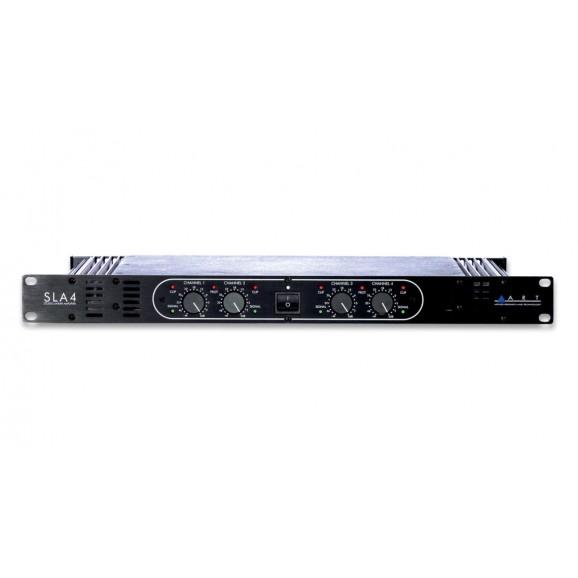 ART -  SLA4 4x140W Four Channel Studio Linear Power Amplifier - Rack Mount