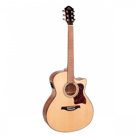 Gilman GA10ENG Acoustic / Electric Guitar