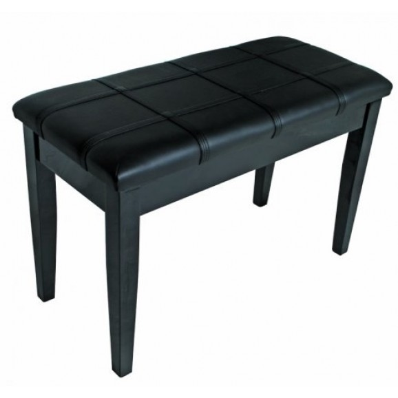 AMS Piano Bench in Polished Ebony