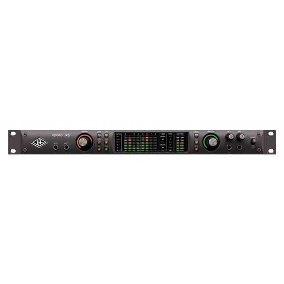 Universal Audio Apollo X6 3 Interface