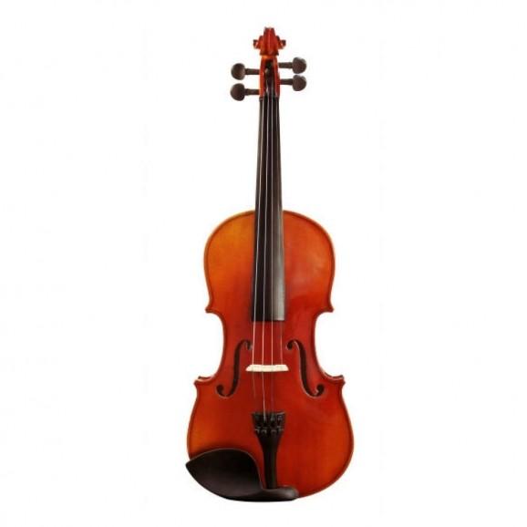Ashton 1/2 Size Violin in Natural AV122NAT